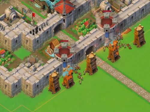 age-of-empires-castle-siege-game-chien-thuat-hay-len-ios 5