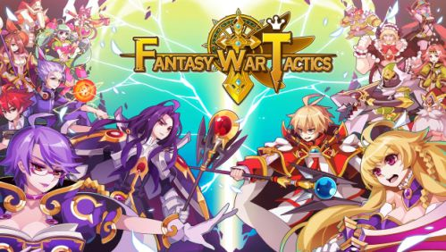 fantasy-war-tactics-game-hot-nhat-tren-dien-thoai-bung-no 2