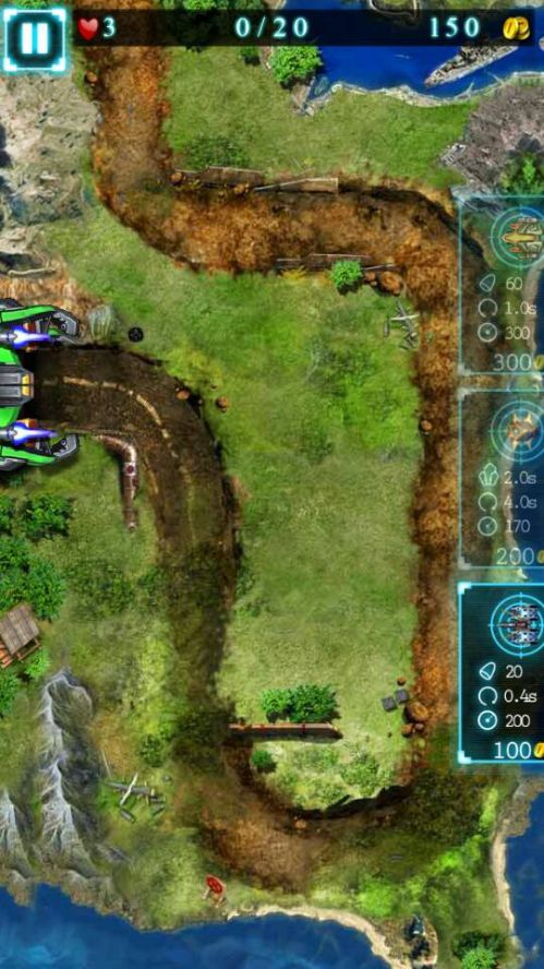 tower-defense-game-thu-thanh-co-dien-ket-hop-chien-thuat 3
