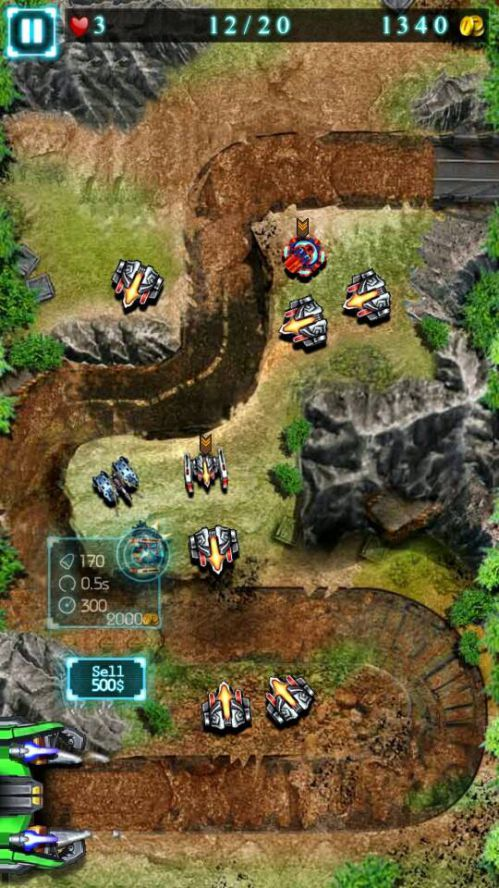 tower-defense-game-thu-thanh-co-dien-ket-hop-chien-thuat 5