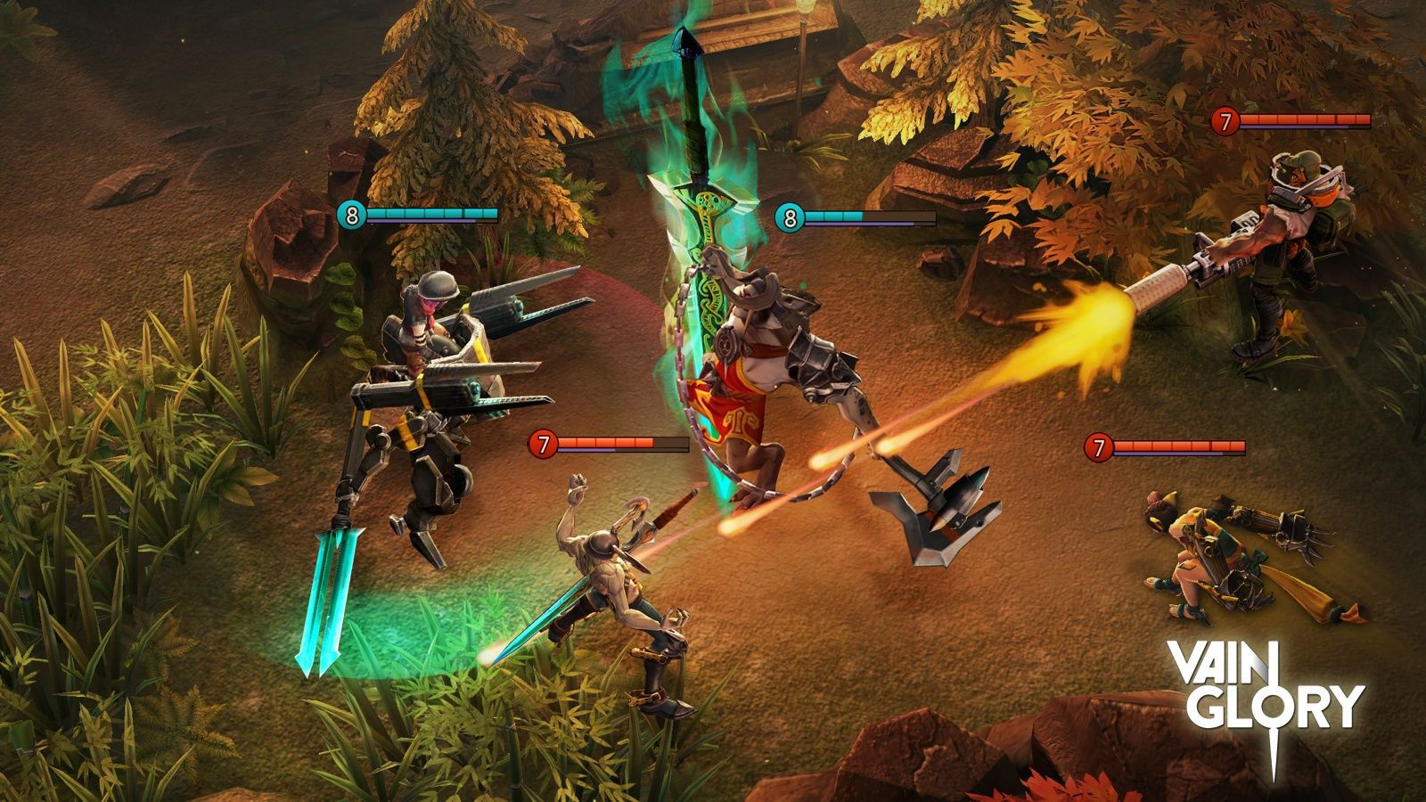 game-moba-vainglory 3