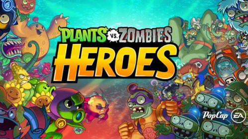 game-thu-thanh-free-tren-dien-thoai-plants-vs-zombies-heroes 1