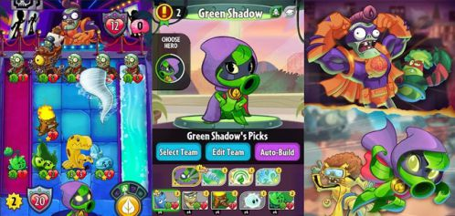 game-thu-thanh-free-tren-dien-thoai-plants-vs-zombies-heroes 2