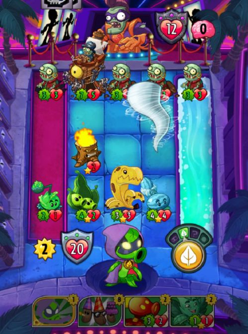 game-thu-thanh-free-tren-dien-thoai-plants-vs-zombies-heroes 4