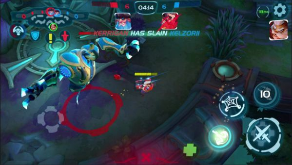 planet-of-heroes-moba-hot-nhat-2017-da-cap-ben-app-store 3