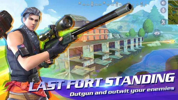 tai-fortcraft-game-mobile-sinh-ton-moi-giong-fortnite-va-minecraft 3