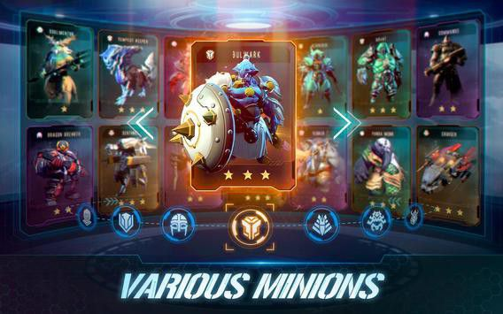"""Arena of Evolution: Chess Heroes"" game ăn theo Auto Chess gây nghiện 2"