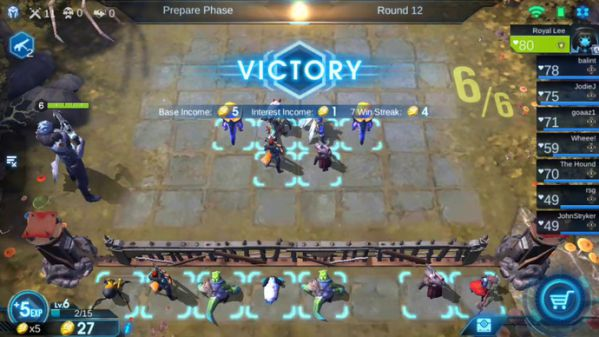 """Arena of Evolution: Chess Heroes"" game ăn theo Auto Chess gây nghiện 6"