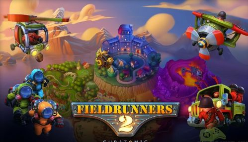 Top game Tower Defense nổi tiếng là hay cho Android