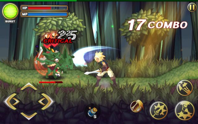 Top game offline phong cách Anime hay nhất cho Android – P2