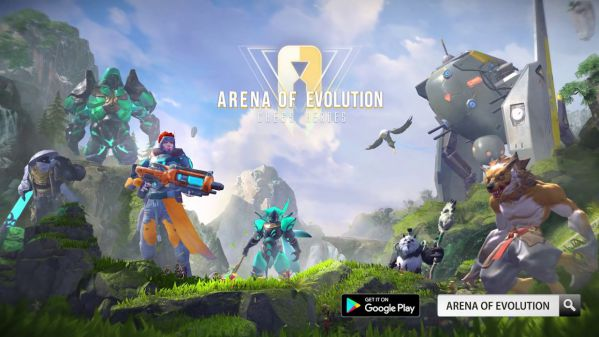 """""""Arena of Evolution: Chess Heroes"""" game ăn theo Auto Chess gây nghiện"""